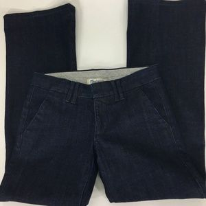 Madewell Women's Jeans 25x29 Dark Wash Size 25